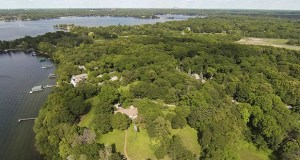 Bob Lothenbach, CEO of Shakopee-based Imagine! Print Solutions, paid $8.18 million for a four-bedroom, four-bath home and 6.5 acres with a substantial slice of Lake Minnetonka shoreline -- and development potential -- at 2770 Gale Road in Woodland. Submitted photo: Ellen DeHaven