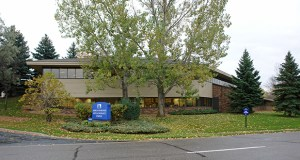 St. Paul-based Wellington Management Inc. has acquired this vacant office building at 5605 Green Circle Drive in Minnetonka as a new site for Lionsgate Academy, a public charter school for students with Asperger's syndrome, autism spectrum disorder and other specialized educational needs. (Submitted photo: CoStar)