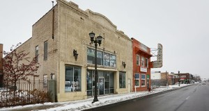 Two neighborhood groups have been working to save the century-old Victoria Theater at 825 University Ave. W. for about a decade. A feasibility study will be completed in the next six months to determine whether and how the theater can become a community performance space. (Staff photo: Bill Klotz)