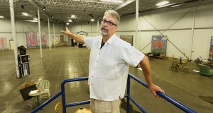 MNvest supporters say it will bolster companies with limited access to capital, like breweries and restaurants. In this August 2015 file photo, Bryn Mawr Brewing Co. co-founder Dan Justesen shows the brewery's space, at 225 Thomas Ave. N. in Minneapolis. Bryn Mawr initially expected to use MNvest, but didn't want to wait out a lengthy rulemaking process. Instead, Justesen and his partners used a different form of crowdfunding to raise nearly $1.23 million. File photo: Bill Klotz