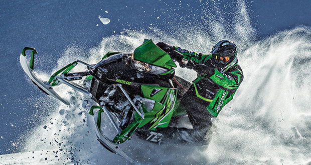 Arctic Cat develops and manufactures snowmobiles and off-road vehicles. Submitted photo: Arctic Cat