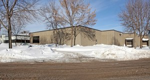 Minneapolis-based Catholic Charities has paid St. Paul-based Lifetrack $1.5 million for this industrial building at 341 Chester St. in St. Paul as a site to provide storage and staging space for its Dorothy Day Center in downtown St. Paul.  (Submitted photo: CoStar)