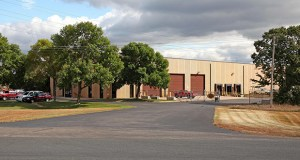 Burnsville-based Northland Concrete & Masonry Co. has paid $4.1 million for this 35,000-square-foot warehouse and 21.7 acres of land at 1109 Stagecoach Road in Shakopee. (Submitted photo: CoStar)