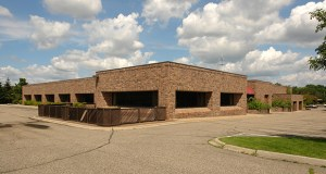 Ohio-based Boyd Watterson Asset Management made its second investment in the market with the purchase of this 37,293-square-foot office building at 9360 Ensign Ave. S. in Bloomington. (Submitted photo: CoStar)