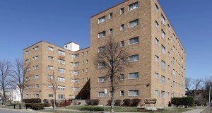 More than six decades after Joseph and Vera Billman built the 96-unit Rose Manor apartments at 22 E. 22nd St. in Minneapolis, their grandchildren have sold the building for $6.9 million. (Submitted photo: CoStar)