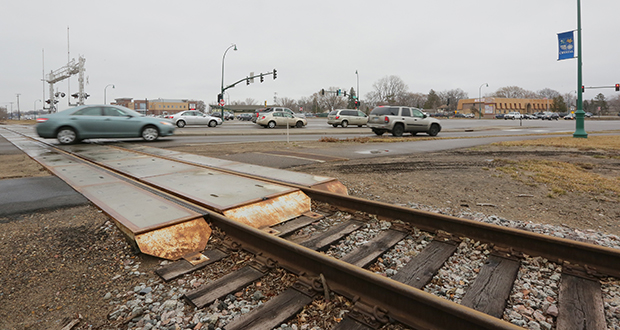 The city of Crystal will be one of the benefactors of a $1.2 million Federal Transit Administration planning grant for 13.5-mile Bottineau light rail transit line. The Met Council, Hennepin County and cities of Minneapolis, Golden Valley, Robbinsdale and Brooklyn Park will also benefit. (File photo: Bill Klotz)