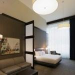 A standard Queen room on the 3rd floor