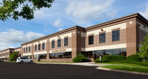 Carlson Cos. had owned the Carlson Business Center at 111-181 Cheshire Lane in Minnetonka and Plymouth since it was built in 1996. A Toronto-based real estate investment trust purchased the center late last week. (Submitted image: CBRE)