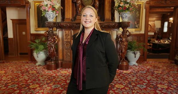 Rebekah Martin (Staff photo: Bill Klotz)