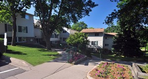 Minneapolis-based Community Housing Development Corp. plans to start work in April on $10 million in renovations to Prairie Meadows, a 168-unit affordable townhome community at 11345 Westwind Drive in Eden Prairie. (Submitted photo: Community Housing Development Corp.)