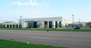 Fridley-based Capitol Beverage Sales LP has acquired Thorpe Distributing Co. for an undisclosed sum and has moved its headquarters to Thorpe's distribution center at 20240 Diamond Lake Road in Rogers. (Submitted photo: CoStar)