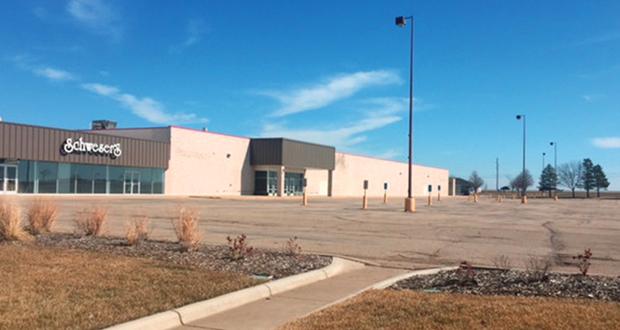 MN Snapshot Furniture Mart To Redevelop Former Marshall Kmart Finance Amp Commerce