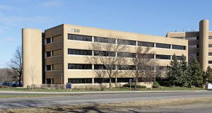 Glasrud Associates is the seller of the four-story, 51,155-square-foot building at 4050 Olson Memorial Highway in Golden Valley. (Submitted photo: CoStar)