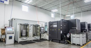 """Alliance Machine's state-of-the art flexible manufacturing system took two years to complete, and is capable of """"lights out"""" production. (Submitted photo)"""