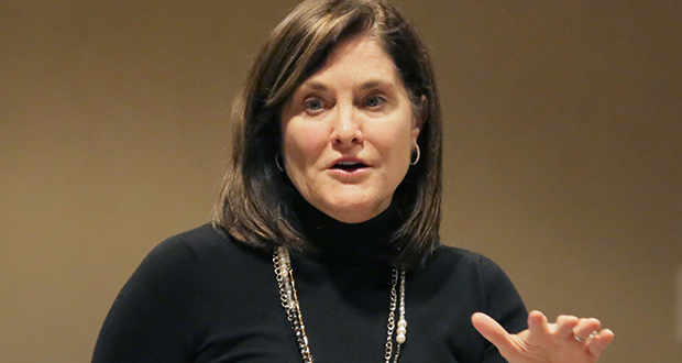 Jean Kane will remain CEO of the Twin Cities office of Colliers International with the company's purchase of Minnetonka-based Welsh Cos. The deal doesn't include Welsh Construction. (File photo: Bill Klotz)