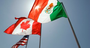 The United States, Canada and Mexico are engaged in the third round of talks on the North American Free Trade Agreement, which began Saturday and will continue through Wednesday. (AP file photo)