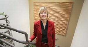 Anne Kiefer (Staff photo: Bill Klotz)
