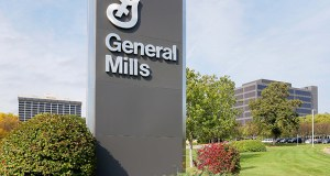 This photo shows General Mill's Golden Valley headquarters in September 2014. (File photo: Bill Klotz)