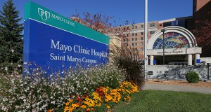 The Mayo Clinic board in 2017 approved more than $200 million in projects for the St. Marys campus in Rochester, Minnesota. (File photo: Bill Klotz)
