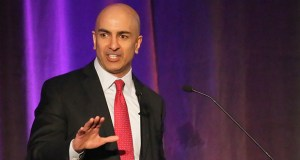 "If you want more of something and you are not paying for it, that is called whining,'"" Neel Kashkari, president and CEO of the Federal Reserve Bank of Minneapolis, said Thursday at an Associated General Contractors of Minnesota event at the Minneapolis Event Center. (File photo)"