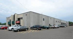 Dallas-based Copart has acquired a nearly 20-acre site in Blaine including this building at 10588 Central Ave. NE and a second building at 10506 Central Ave. NE, where it will operate online power sport and vehicle auction lots. (Submitted photo: CoStar)