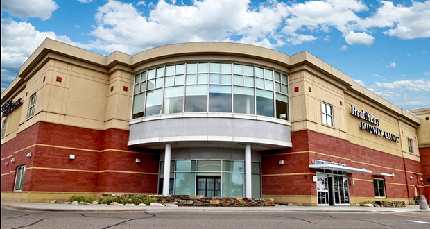 Seattle-based Elliot Bay Capital Trust has paid an entity of Eagan-based MSP Commercial nearly $7.1 million for the 22,721-square-foot HealthEast Clinic - Midway at 1390 University Ave. W. in St. Paul. (Submitted photo: CoStar)