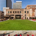 In designing Target Commons in downtown Minneapolis, Snow Kreilich Architects aimed to satisfy the company's goal of making the space a suitable environment for both work and play. (Submitted image)