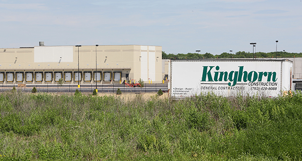 Since a previous Interstate 94 expansion between Rogers and St. Michael was completed in 2015, Rogers has seen more than 1 million square feet of new industrial development, including in the Kinghorn Industrial Park, sandwiched between Interstate 94 and Brockton Lane on land just north of Highway 101. (File photo: Bill Klotz)