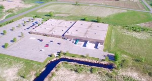St. Cloud-based Inventure Properties has paid $4.25 million for this former printing plant at 1600 13th Ave. N. in Sauk Rapids, with plans to lease it to a growing local company. (Submitted photo)
