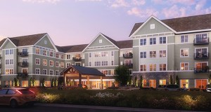 Minneapolis-based Ryan Cos. US Inc. and Golden Valley-based Great Lakes Management have closed on the site for a new $30 million, 138-unit senior living community in St. Cloud. The $1.125 million property sale includes five parcels at 151-215 37th Ave. N. (Submitted image: Ryan Cos.)