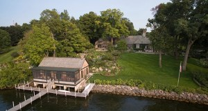Buyers closed Oct. 17 on the $6.55 million sale of a home at 3580 Northome Road in Deephaven, above.  (Submitted photo)