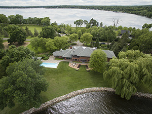 The home at 1280 Bracketts Point Road in Orono sold for 4.6 million. (Submitted photo: Ellen DeHaven)