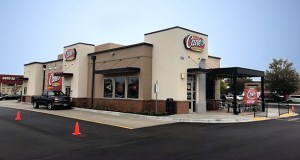 A private investor has paid $5 million for a new Raising Cane's Chicken Fingers restaurant at 13001 Round Lake Blvd. in Coon Rapids. (Submitted photo: CoStar)