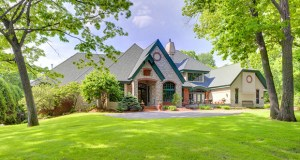 This five-bedroom, eight-bath, 10,438-square-foot home at 8206 Oakmere Road in Bloomington just came on the market for $2.4 million. (Submitted photo: Joe Knollenberg)
