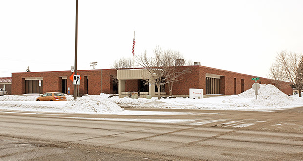 The Hmong American Partnership in St. Paul has acquired this building at 240 Plato Blvd. E. in St. Paul and a pair of industrial properties at 150-200 Sycamore St. W., with plans to renovate them for new and expanded education and workforce training programs. (Submitted photo: CoStar)