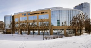 Cushman & Wakefield represented United Properties in the $35 million sale of TRIA Orthopedic Center in Bloomington, to a private investor. (File photo: Bill Klotz)