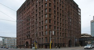 A Chicago company that has been acquiring vintage and historic Minneapolis office space now owns the Lumber Exchange Building at 417 Hennepin Ave. in downtown Minneapolis. (Submitted photo: CoStar)