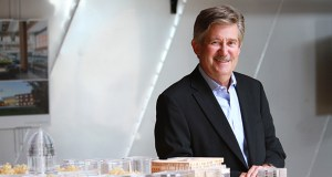 Tom Hoskens joined Cuningham Group in 1991 and this year was honored by the American Institute of Architects for his work. (Submitted photo: Cuningham Group)