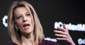 Economist Stephanie Kelton argues that forgiving student loans will create more consumption, homebuying and creation of new businesses. (Bloomberg photo: Scott McIntyre)