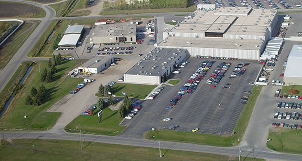 Union labor groups are planning a demonstration Wednesday to highlight allegations of wage theft and worker mistreatment at the site of Digi-Key's $300 million expansion in Thief River Falls. (Submitted file photo)