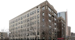 The Buckingham apartments at 1500 and 1510 LaSalle Ave. S. had been in the hands of the same family-owned company for about 40 years before selling in late June. (Submitted photo: CoStar)