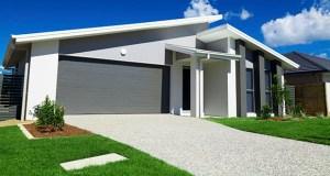 New suburban Australian house (Deposit photos)