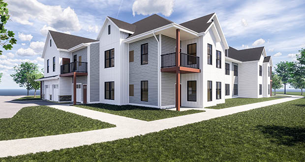 Timberland pitches rental townhomes in Woodbury – Finance ... on