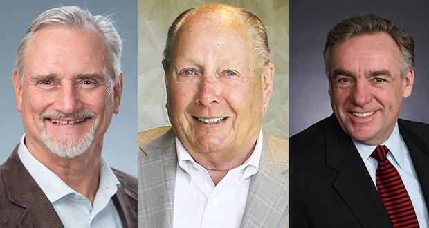 Alan Arthur, Dan Engelsma,  Kim Culp