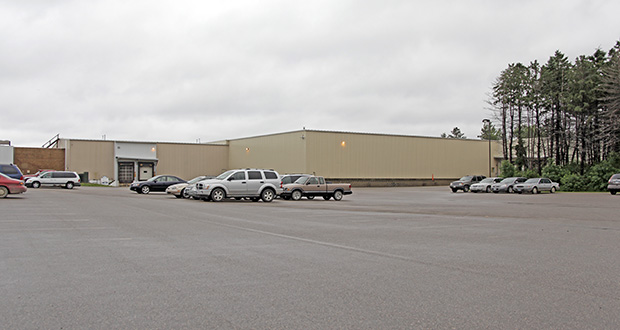Faribault Foods Inc. closed this food processing plant at 15403 Highway 12 in Cokato earlier this year. Now an entity related to Nebraska-based Western Integrated Seed has paid $2.35 million to acquire it. (Submitted photo: CoStar)