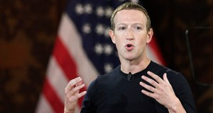 Facebook giant said Tuesday that it would commit $1 billion over the next decade to address the crisis in the San Francisco Bay Area. The social media company said that $150 million would go toward an affordable housing fund set up by the Partnership for the Bay's Future, an organization backed by Facebook CEO Mark Zuckerberg and his wife Priscilla Chan that was unveiled earlier this year. This Oct. 17 photo shows Zuckerberg speaking at Georgetown University in Washington. (AP file photo)