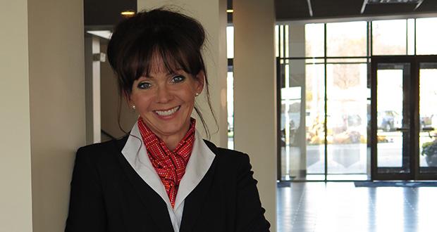 Jackie Herman, 2014 Top Women in Finance honoree