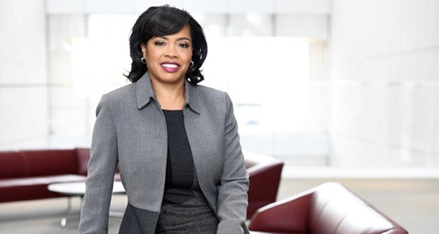 """Michele Meyer-Shipp serves as chief diversity officer at KPMG, which earlier this year released its study of women in the workplace, """"Risk, Resilience, Reward."""""""