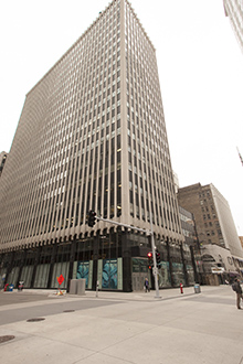 JLL's Brent Robertson will remain involved in office projects, including the ongoing overhaul of RSM Plaza at 801 Nicollet Mall in downtown Minneapolis. (File photo)