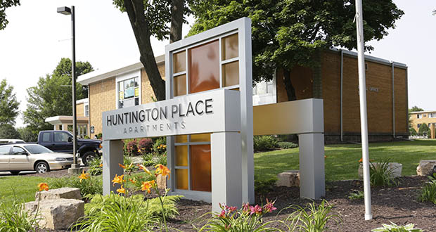 Aeon intends to keep the apartments at Huntington Place affordable at or below 60% of the area median income. (Submitted photo: CoStar Group)